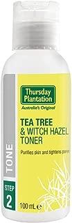 Thursday Plantation - Tea Tree & Witch Hazel Toner (100ml/3.38oz.)