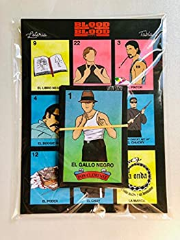 Blood in Blood Out Loteria