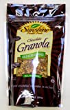 Sunshine Health Foods Chocolate Granola Cold Cereal Snack - All Natural - Kos...