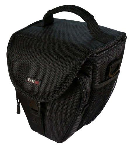 Gem Kameratasche (geeignet für Nikon Coolpix P900) schwarz