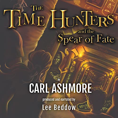 The Time Hunters and the Spear of Fate cover art