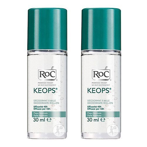 RoC Keops Roll Déodorant 2x30ml by RoC