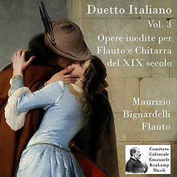 Duetto italiano, vol. 3