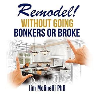 Remodel audiobook cover art