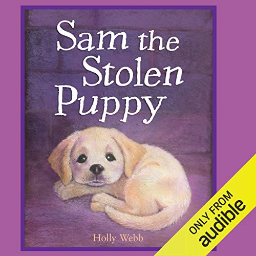 Sam the Stolen Puppy cover art