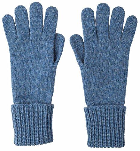 Cashmere Sock House - Gants - Homme bleu bleu jean Taille Unique