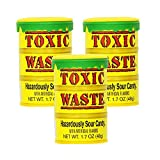 Toxic Waste - Original Yellow Drums, 5 Assorted Flavors - 1.7oz - pack of 3
