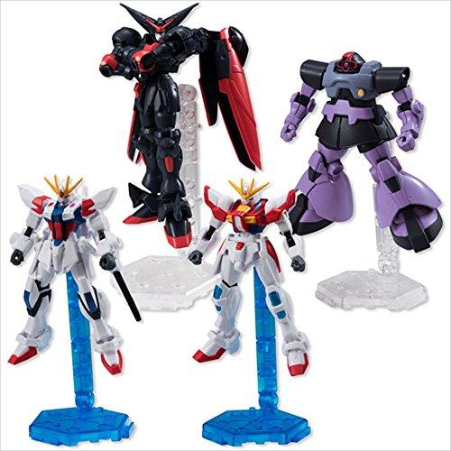 Bandai Shokugan Mobile Suit Gundam Assault Kingdom 8 Action Figure, (Styles may vary) (Pack of 1)