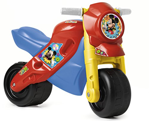 FEBER Moto 2 diseño Mickey Mouse Clubhouse, (Famosa 800008370)
