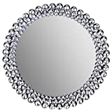 Patton Wall Decor Round Jeweled...