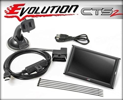 Edge Evolution CTS2 Diesel Programmer/Tuner with Gauge Monitor 85400 PLUS PYRO