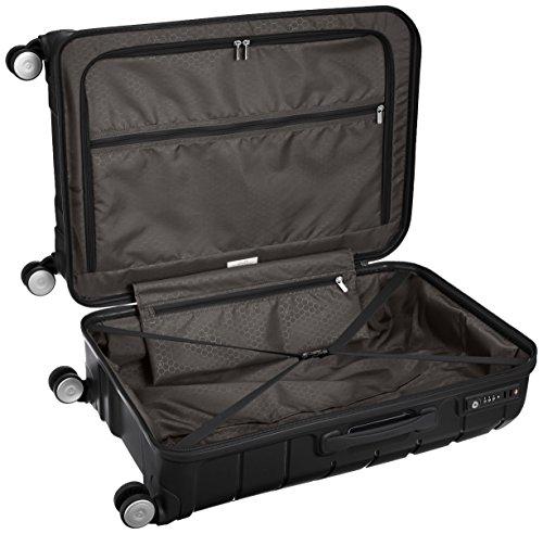 [サムソナイト]スーツケースキャリーケースオクトライトスピナー68ブラック保証付75L68cm3.2kg