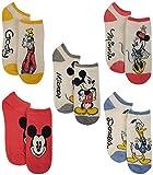 Disney Mickey & Friends Retro Ladies and Juniors paquete de 5 calcetines sin presentaci¨®n