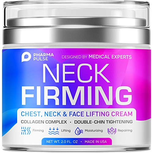 Price comparison product image Neck Firming Cream,  Neck Anti-Wrinkle Cream,  Anti Aging Moisturizer for Neck & Décolleté,  Neck Firming Cream for Double Chin and Sagging Skin,  Neck,  Chest & Décolleté Skin Care for Men & Women