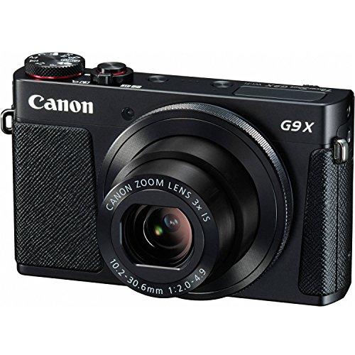 Canon PowerShot G9 X Digital Camera with 3x...