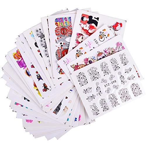 ZOOLD Kreuzstich Kits Katze Küsse Kind 40X50cm DIY Kreuzstich-für Erwachsene Kinder Anfänger-Kunst Hand 11CT Vorgedruckte Leinwand