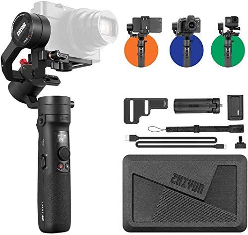 Estabilizador Câmera e Celular Crane M2 Gimbal Zhiyun