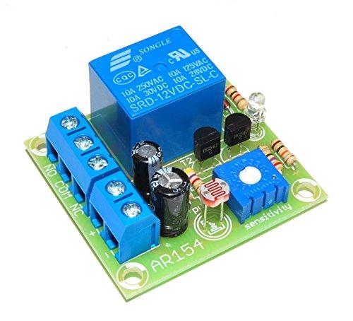 arlikits ar154 automático Interruptor crepuscular Montar