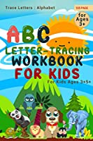 Abc Letter Tracing Workbook For kids:: Trace Letters: Alphabet Handwriting Practice workbook for kids: Preschool writing Workbook with Sight words for Pre K, Kindergarten and Kids Ages 3-5. ABC print handwriting book