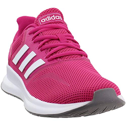 adidas Womens Runfalcon Running Sneakers Shoes - Pink - Size 6 B