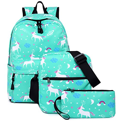 Top 10 unicorn bookbag and lunchbox set for 2021