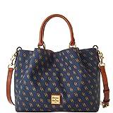 Dooney & Bourke Signature Gretta Brenna Bag