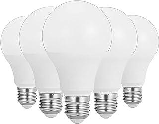 SGJFZD 5 PCS 12W E26/E27 40LEDs 2835SMD LED Light Bulb Home Lighting LED Bulb AC 100-240V (Color : Warm White)