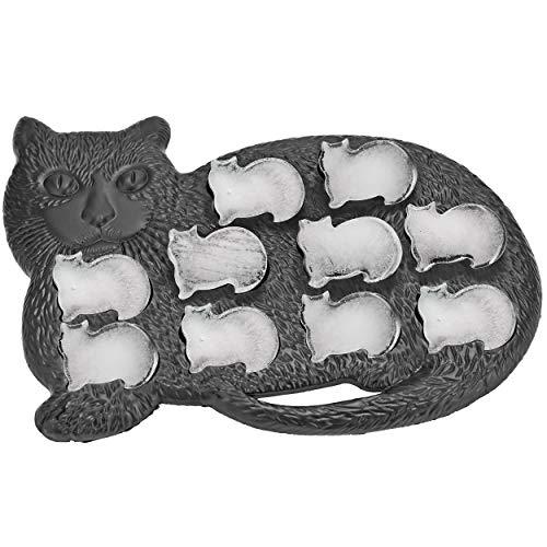 Fairly Odd Novelties FON-10010 Cat Shaped Ice Cube Tray Fun & Cute...