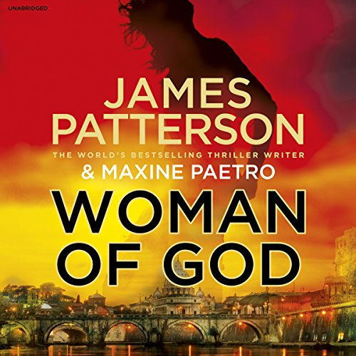 Woman of God audiobook cover art
