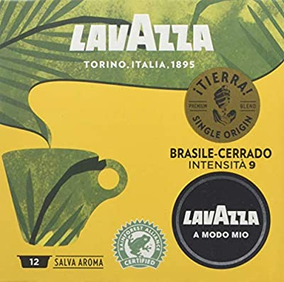Lavazza Lavazza A Modo Mio ¡tierra Single Origin Coffee Capsules 12 Count Pack Of 10 ' 120 1