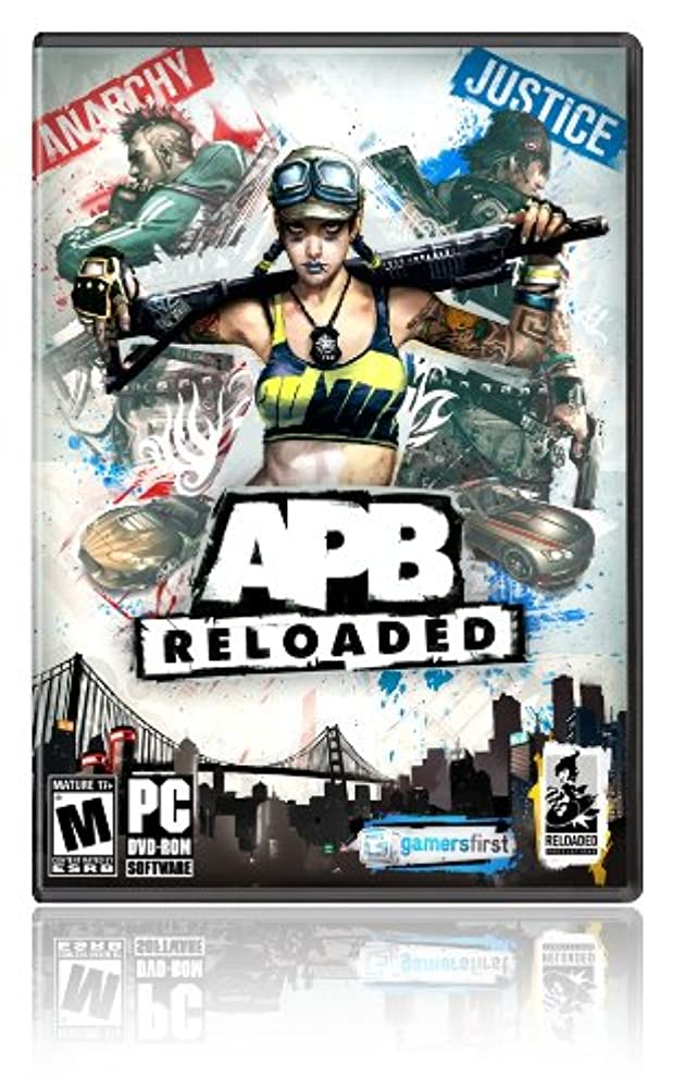 メタルライン迫害する犬APB Reloaded (輸入版)