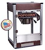 Paragon Cineplex 4 Ounce Popcorn Machine (Copper)