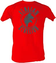 Rocky - Red Stallion Mens T-Shirt in Red