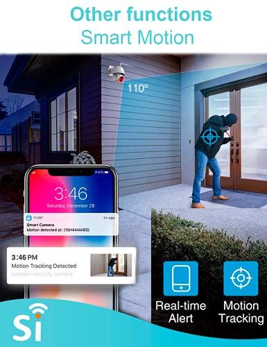 Si Smart Cámaras en domo