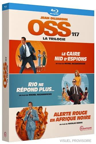 OSS 117-La Trilogie [Blu-Ray]