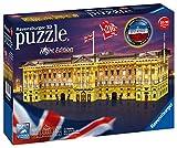Ravensburger - Puzzle 3D - Building - Buckingham Palace illuminé