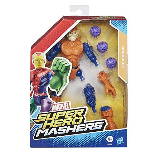 Hasbro B0873ES0 - Avengers Marvel Super Hero Masher 6 Zoll,Figur Hobgoblin