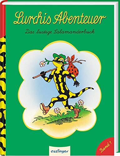 Lurchis Abenteuer 1: Das lustige Salamanderbuch (1)