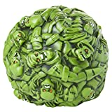 The Last Kids On Earth - Zombie Ball 6' Roll or Shake to Hear Zombie Sounds! Includes Passing Game for 2 or More Players