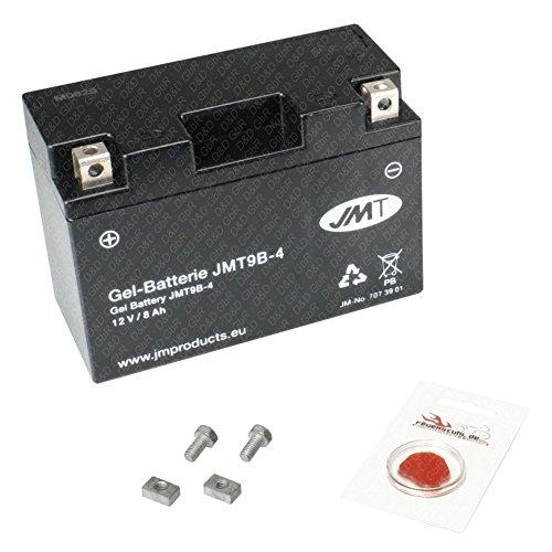 Gel-Batterie für Yamaha YFM 700 RS Raptor SE, 2008-2012 (Typ AM07), wartungsfrei, inkl. Pfand €7,50