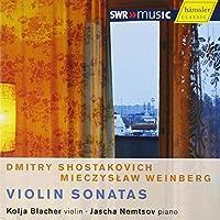 Shostakovich / Weinberg: Violin Sonatas