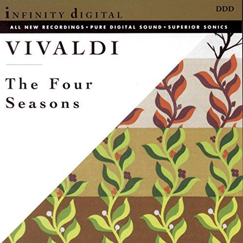 Price comparison product image Vivaldi: The Four Seasons; Violin Concertos RV. 522,  565,  516