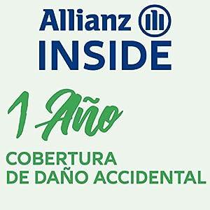 Allianz Inside, 1 año de Cobertura de Daño Accidental para Teléfonos móviles con un Valor de 150,00 € a 199,99 €