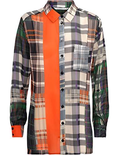 Summum Woman Damen Hemd Bluse (L)