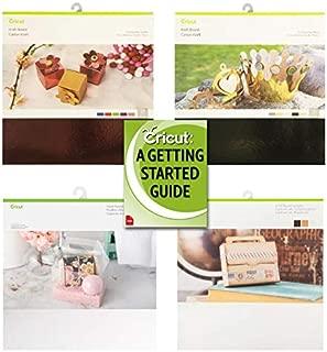 Cricut Acetate, Kraftboard and Foil Kraftboard Samplers Project Bundle