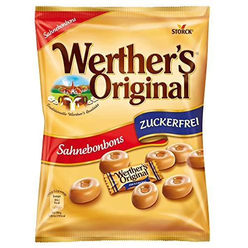 Werther's Original Bonbons, zuckerfrei, 70 g Beutel