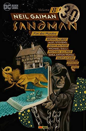 Sandman Edição Especial de 30 Anos Volume 8