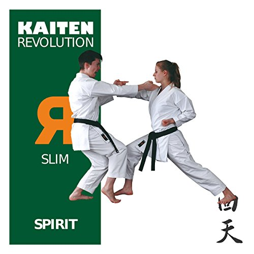 Kaiten Karateanzug Revolution Spirit Slim (165)