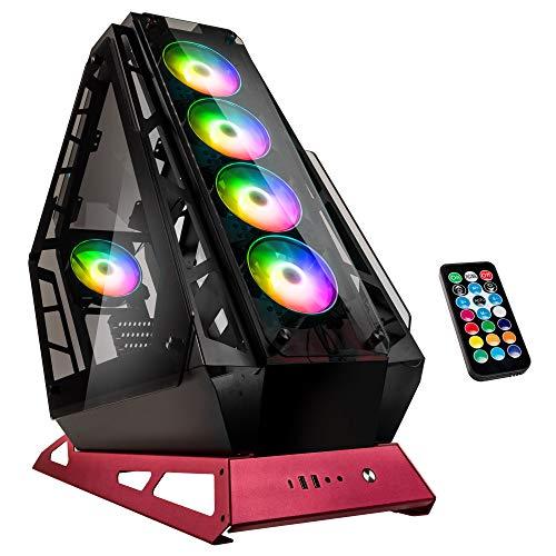 Kolink Big Chungus Full Tower Gaming Case - Black USB 3.0