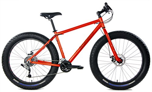 26 inch Fat Bike Gravity Bullseye Monster 26in...